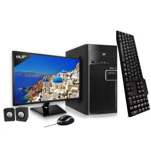 Computador ICC IV2582CM19 Intel Core I5 + Monitor LED 19,5   R$1349