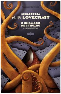 Biblioteca H. P. Lovecraft - O Chamado de Cthulhu (cartão Submarino à vista) [AME R$30,75]