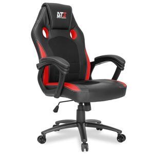 Cadeira Gamer DT3 GT Vermelha e Preta - 1x CC
