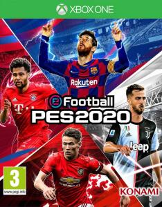 PES 2020 no Xbox Game Pass