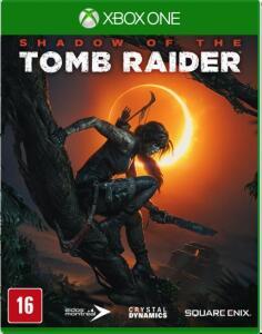 Shadow Of The Tomb Raider - Steelbook - Edição Pré Venda - Xbox One