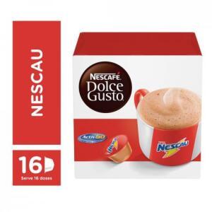 [R$ 17,48] Capsulas Dolce Gusto Nescau 16 capsulas - Nescafé dolce gusto