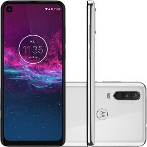 [R$993 AME+CC Shoptime] Smartphone Motorola One Action 128GB + 4GB RAM | R$1.169