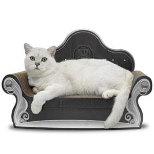 [Prime] Cat Sofa Arranhador, Preto Catmypet para Gatos R$ 150