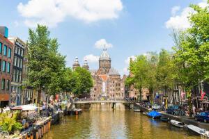 Amsterdam e Nova York, saindo do Rio de Janeiro, por R$2.817