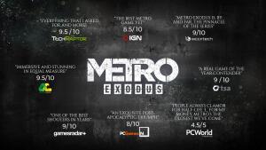 Metro Exodus - Gold Edition | PC