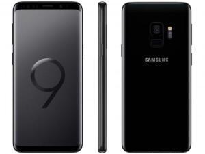 Smartphone Samsung Galaxy S9 128GB Preto 4G