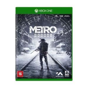 Jogo Metro: Exodus - Xbox One - R$75