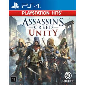 Assassins Creed Unity PS4 | R$40