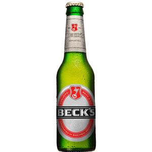 Cerveja Premium Beck's 275ml - R$2,8