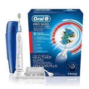 Escova elétrica Oral B Pro 5000