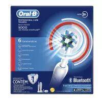 Escova Elétrica Oral-B Professional Care 5000 110V Oral B