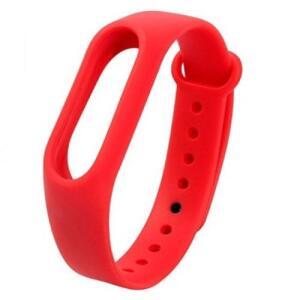 Pulseira Relógio Xiaomi Mi Band 3 Vermelha | R$8