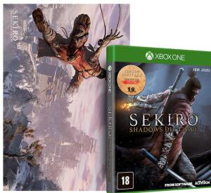 Game Sekiro: Shadows Die Twice - Xbox One   R$126