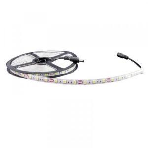 Fita LED RGB 3528 Rolo 5M com Fonte 12V 2A e Controle Remoto - Kit led