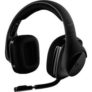 Headset Gamer G533 Sem Fio Dts 7.1 Preto - Logitech G