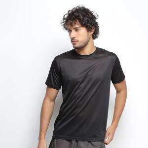 4 Camisetas Gonew Fast Masculina - Preto + Frete grátis