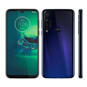 Smartphone Motorola G8 Plus 64GB | R$1.199