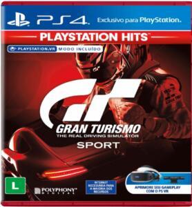 [APP SUB] Gran Turismo Sport - PS4