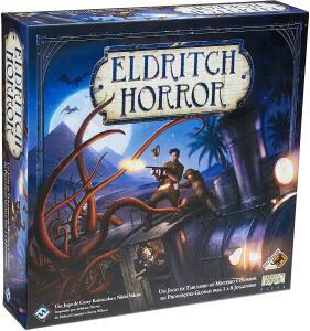 Jogo Eldritch Horror Galápagos Jogos R$ 268