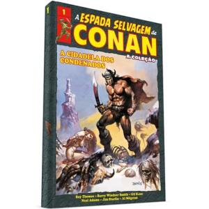 A Espada Selvagem de Conan - Volume 1