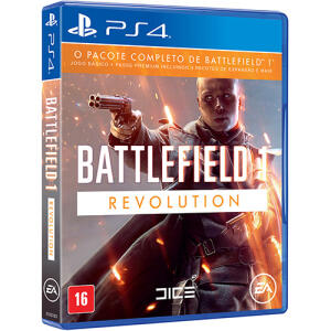 Game Battlefield Revolution - PS4