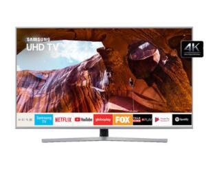 "Smart TV LED 55"" Samsung UN55RU7450GXZD Ultra HD/4k"