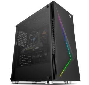 Computador Pichau Gamer, i3-9100F, GeForce GTX 1650 4GB, 8GB DDR4, HD 1TB, 500W