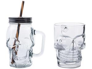 Conjunto de Caneca Vidro para Cerveja 450 e 510ml R$ 21