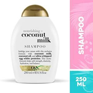 Shampoo Coco Milk, OGX, 250ml | R$14