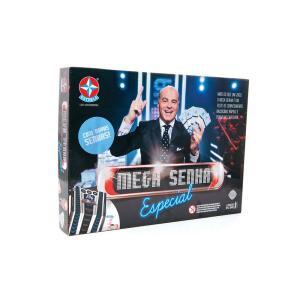 Jogo Mega Senha Especial - Estrela - R$49