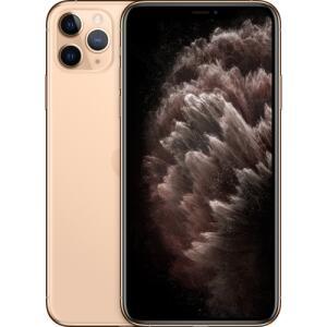 iPhone 11 Pro Max 64GB Dourado iOS 4G + Wi-Fi Câmera 12MP R$5400