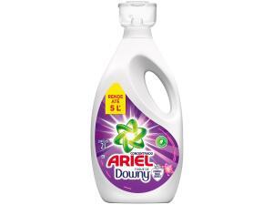 Sabão Líquido Ariel Concentrado Com Toque De Downy - 50 Lavagens 2L - R$28