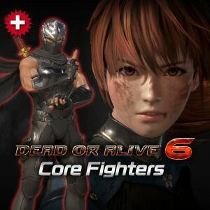 GRATIS - [PS Plus] Jogo Dead OR Alive 6: Core Fighters + Hayabusa - PS4