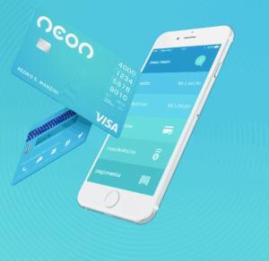 Cartão Neon | Cashback da 1ª parcela de compra parcelada | Max R$ 30