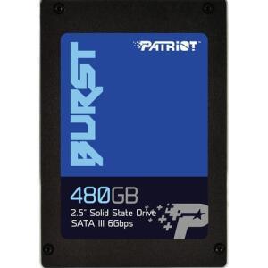 [CC + AME R$232 ]- SSD Patriot Burst 480gb Sata3 2.5