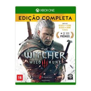 Game The Witcher 3 Wild Hunt Edição Completa - XBOX ONE - R$66