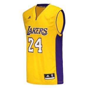 Regata Adidas NBA LA Lakers Home 2015 - Kobe Bryant