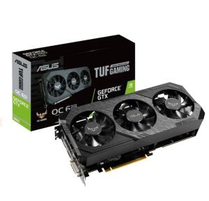 Placa de Vídeo Asus GTX 1660 6GB TUF3-GTX1660-O6G-GAMING