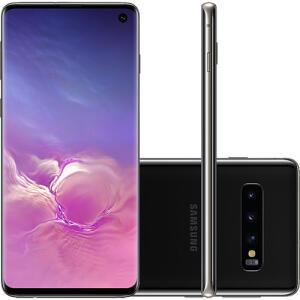 [CC Shoptime /R$ 2167 AME] Smartphone Samsung Galaxy S10 128GB R$ 2699