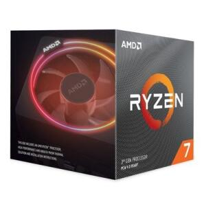 Processador AMD Ryzen 7 3800X Cache 32MB 3.9GHz (4.5GHz Max Turbo) BOX