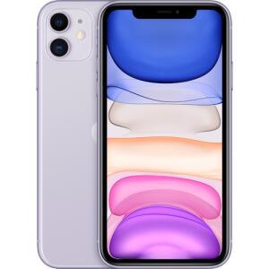 iPhone 11 128GB Roxo iOS 4G Wi-Fi R$ 4399