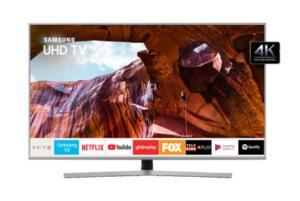 "( 30% cashback = R$1610,00) - Smart TV LED 55"" Samsung UN55RU7450GXZD R$ 2299"