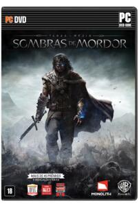 Terra-Média Sombras de Mordor PC Mídia Física