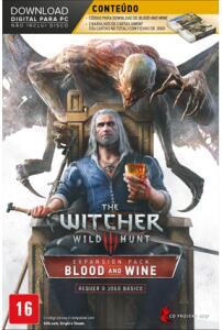 The Witcher 3 - Blood & Wine PC Mídia Física