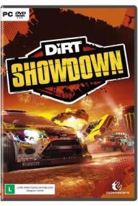 DIRT Showdown PC Mídia Física