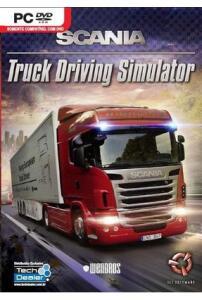 Scania Truck Simulator PC Mídia Física