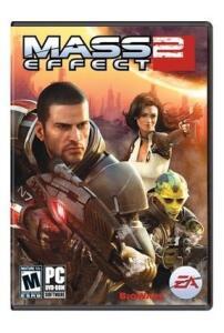 Mass Effect 2 PC Mídia Física