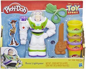 [Prime] Conjunto Buzz Lightyear, Play-doh, Multicor R$ 99