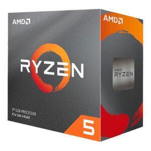 Processador AMD Ryzen 5 3600 6 núcleos 12 Threads 3.6GHz (4.2GHz Turbo) 35MB Cache
